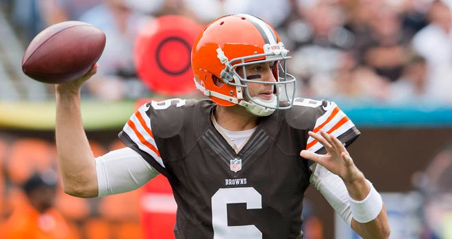 Brian Hoyer: Suffered torn knee ligament against Buffalo