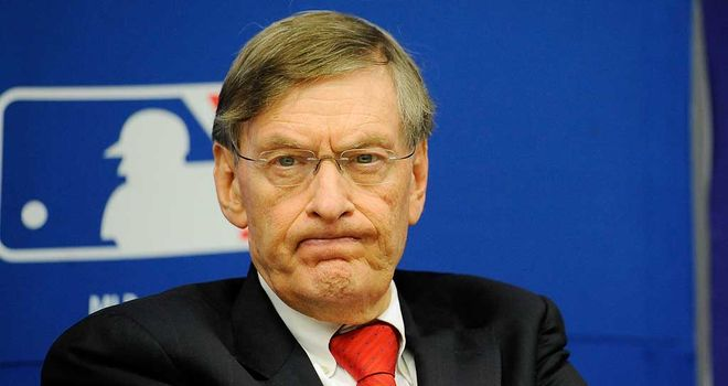 Bud Selig: Has been MLB chief since 1992