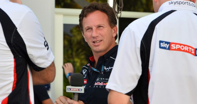 Christian Horner: Expecting to see a woman driver back in F1 in future