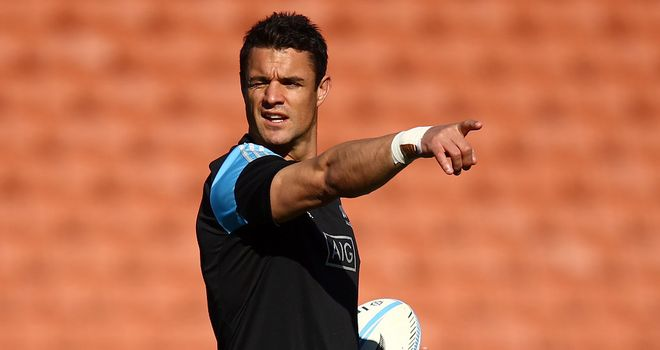 Dan Carter: Insists there will be no complacency ahead of Japan Test