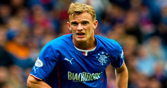 Dean Shiels: At the double for Rangers against East Fife