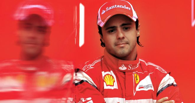 Felipe Massa: On the lookout for a 2014 drive