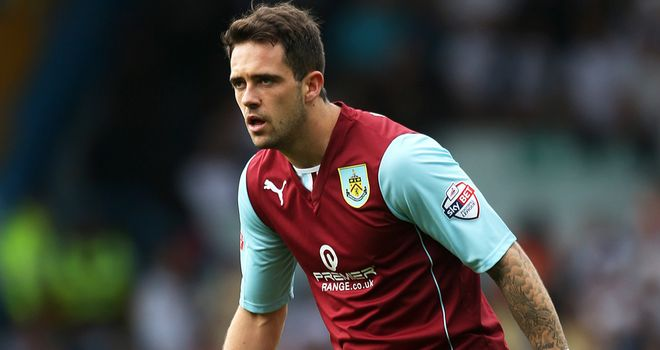Danny Ings: Opened the scoring for Burnley