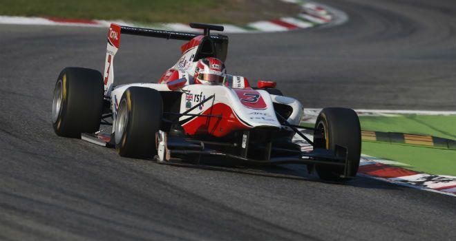 Jack Harvey: Winner in Italy (GP3 Series Media)