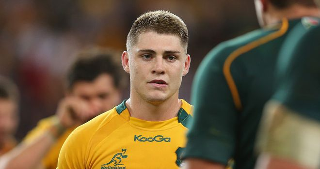 James O'Connor will sit out Australia's upcoming trip