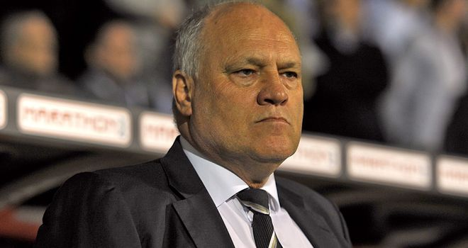 Martin Jol: Fulham boss saw his side overcome Everton in the Capital One Cup
