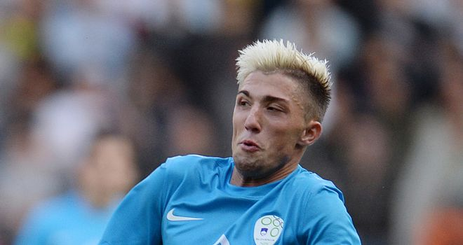 Kevin Kampl: His strike defeats Albania
