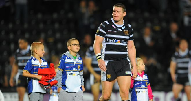 Lee Radford: Backed to bring silverware to KC Stadium by owner Adam Pearson