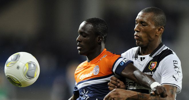 Montpellier drew 0-0 against Rennes.