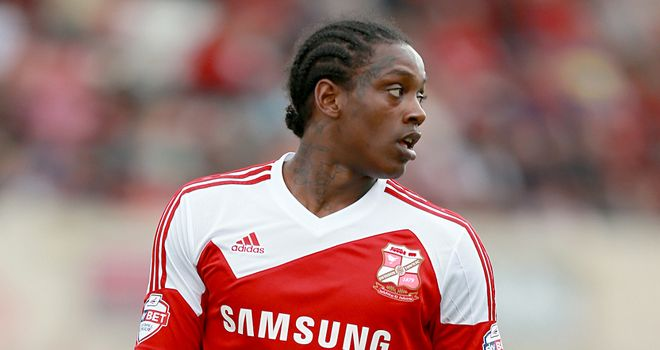 Nile Ranger: Bagged the winning goal