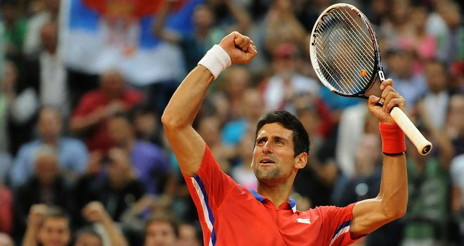 Novak Djokovic: Determined to defend his ATP China Open crown in Beijing