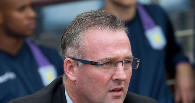 Paul Lambert: Will make changes for the Capital One Cup tie with Spurs