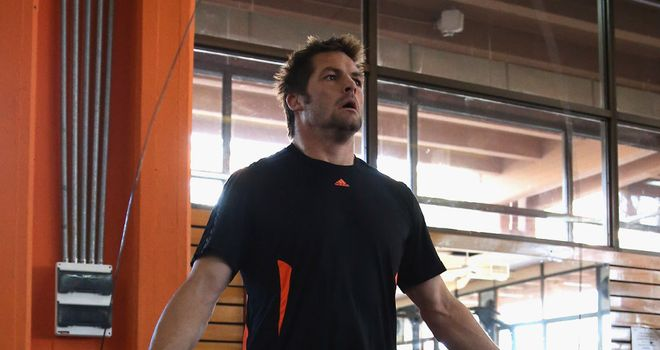 Richie McCaw: Winning fitness race to face South Africa