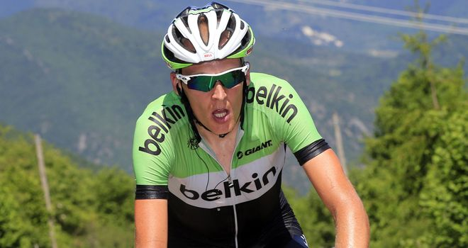 Robert Gesink: Bagged his biggest win of the season in Canada