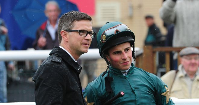 Roger Varian: Faces anxious wait over the Chester CUp