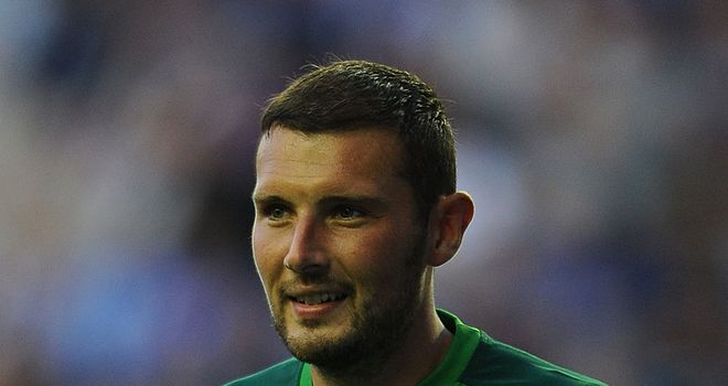 Ross Turnbull: Saved a penalty to help his side to a draw