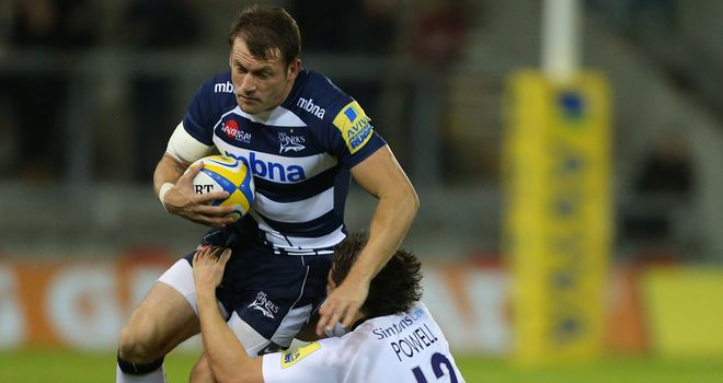 Mark Cueto: Has raised concerns about salary cap breaches