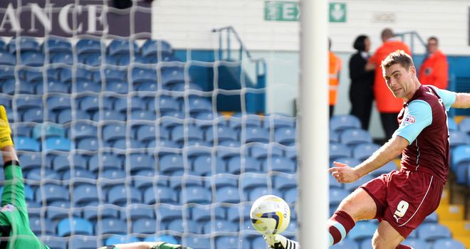 Sam Vokes: Scored Burnley's second in win at Leeds