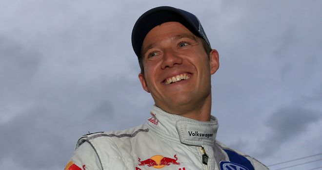 Sebastien Ogier: Set to clinch world title in France next month
