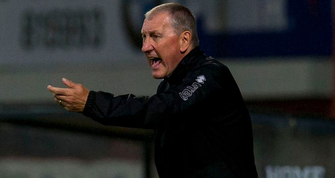 Terry Butcher: Counting his luck