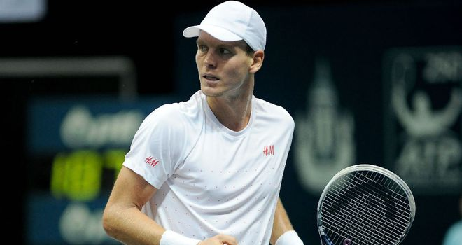 Tomas Berdych: Has not managed to win a tournament in 2013
