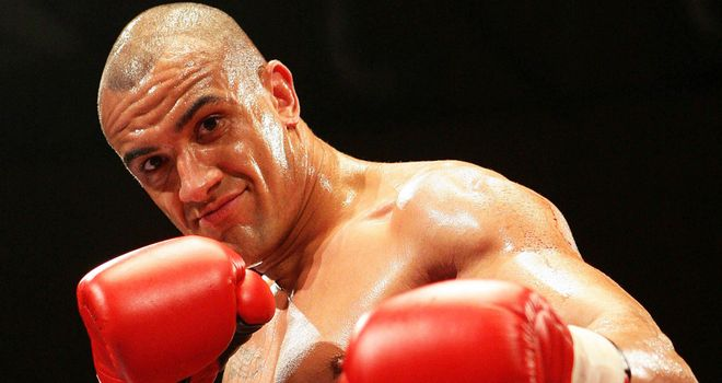 Richard Towers: Has sparred with David Haye and Tyson Fury