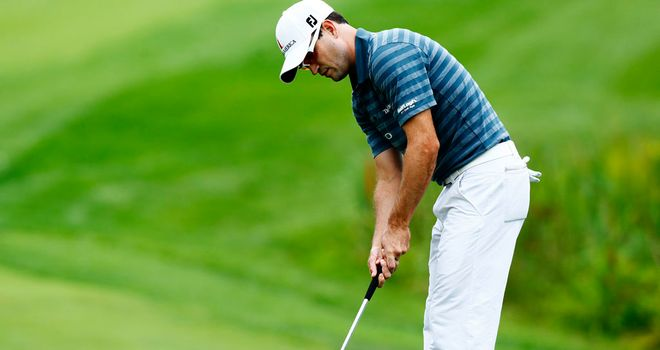 Zach Johnson: Sneaked into America's Presidents Cup team for next month