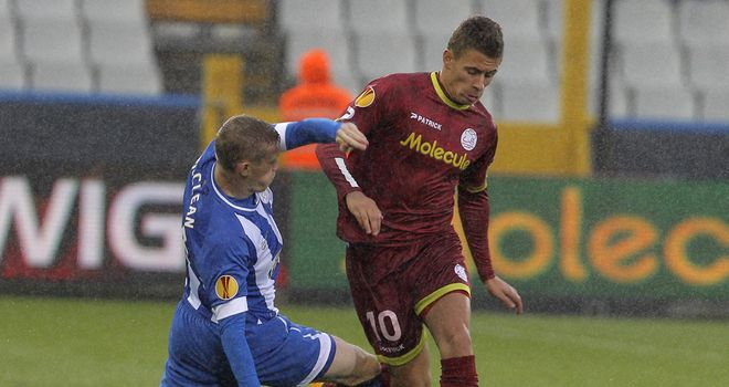 James McClean: Helped Wigan to keep Thorgan Hazard and Zulte out