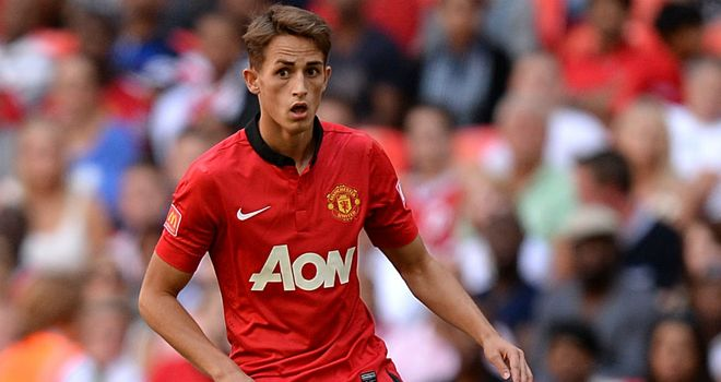 Adnan Januzaj: Has yet to decide on his international future