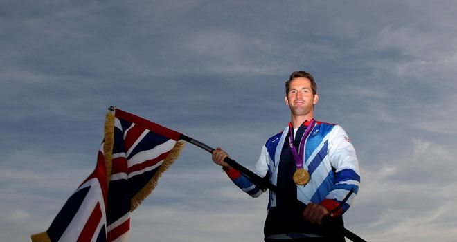 Ben Ainslie: Olympic hero to represent Oracle Team USA on Thursday