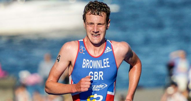 Alistair Brownlee: looking forward to 2014 after injury-plagued season