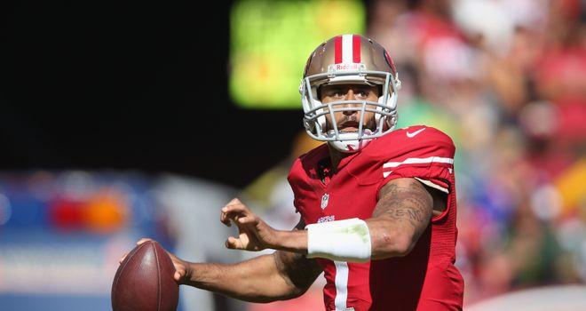 Colin Kaepernick: San Francisco 49ers quarterback led team to NFC title last season