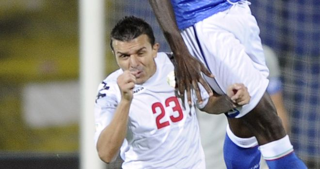 Emil Gargorov: On target in Malta