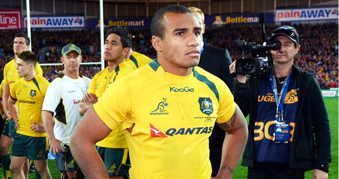 Will Genia: Recalled by the Wallabies