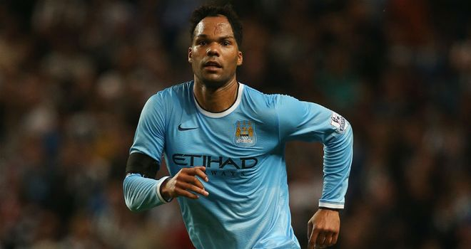 Joleon Lescott: Targeted by Besiktas