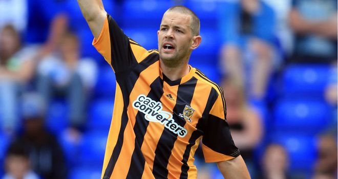Matty Fryatt: Hull loanee amongst the goals