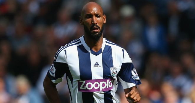 Nicolas Anelka: West Brom striker still has a part to play says Keith Downing