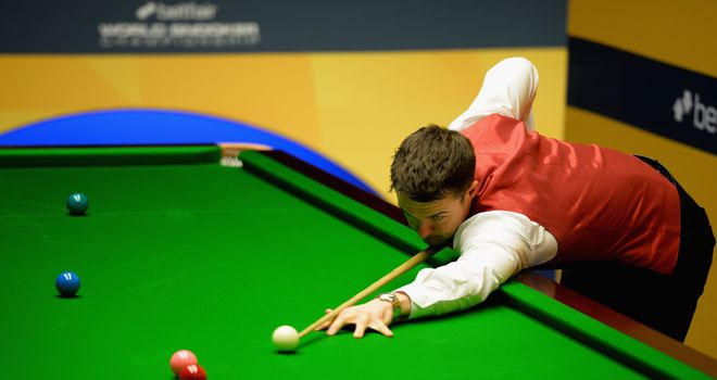 Michael Holt: came through final-frame decider with Martin Gould