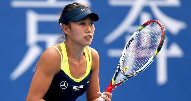 Shuai Zhang: Chinese No 4 dominant form during semi-final victory