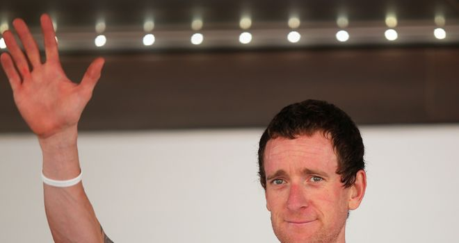 Sir Bradley Wiggins is aiming to represent England in Glasgow this August