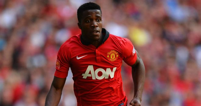 Wilfried Zaha: Must rise to United challenge, says Holloway