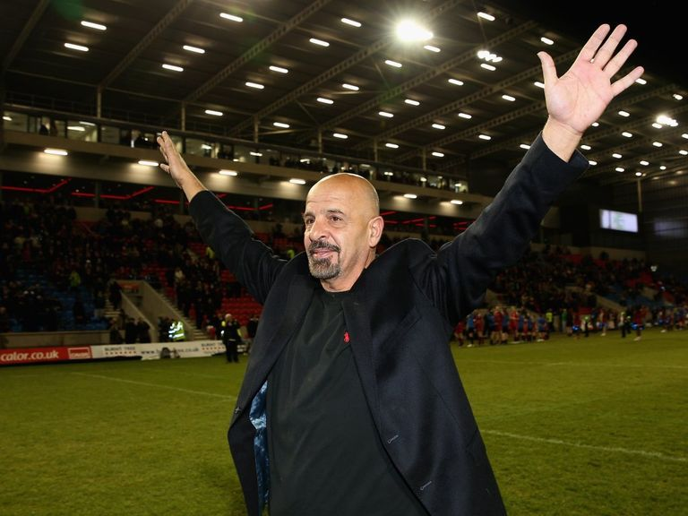 Marwan Koukash: Throws his weight behind the proposals