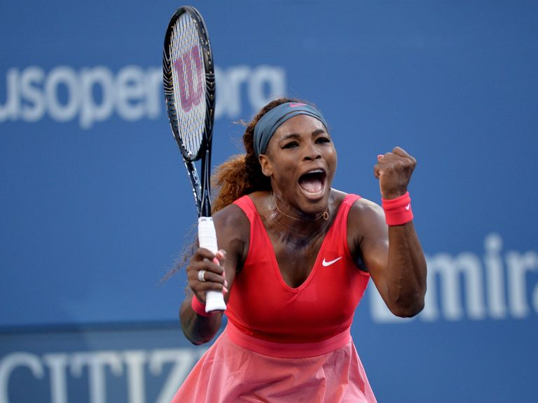 Serena Williams: Goes into the final as a clear favourite