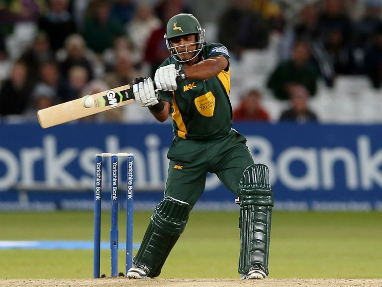 Samit Patel: Can impress at Lord's