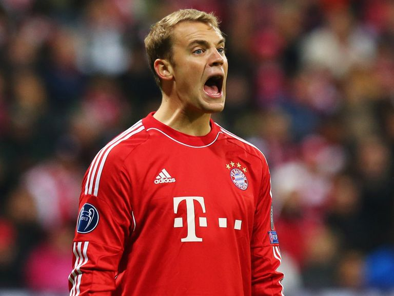 Manuel Neuer: Has signed a new deal