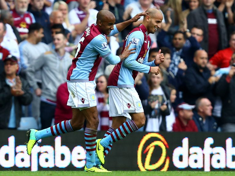 Aston Villa look value to add to last weekend's win