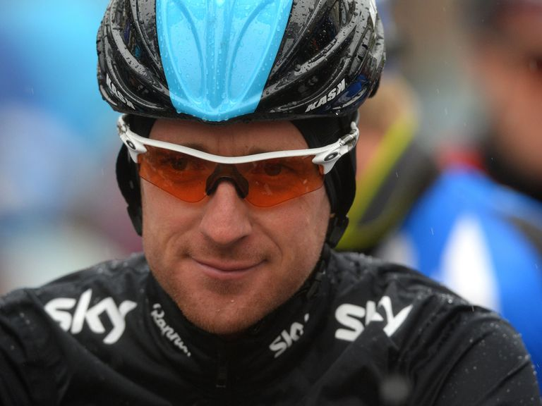 Sir Bradley Wiggins: Leads the Tour of Britain