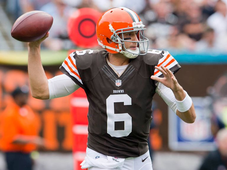 Brian Hoyer can lead Cleveland to a third straight win