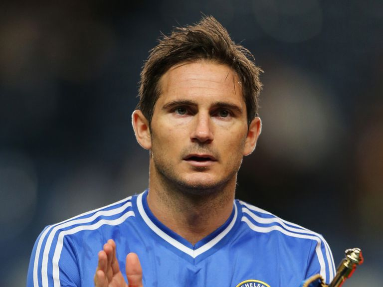 Frank Lampard: Backing for midfield colleague Juan Mata