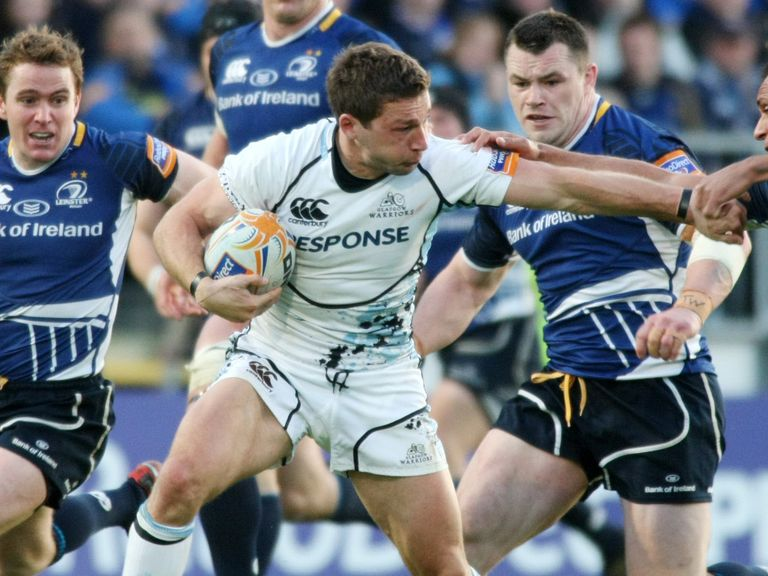 Chris Cusiter: Signed a two-year deal with Sale Sharks